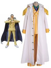 Anime Costumes AF-S2-509367 One Piece Kprusoian Halloween Cosplay Costume One Piece Marines Cosplay