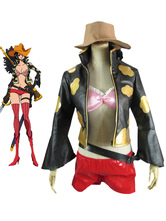 Anime Costumes AF-S2-509345 One Piece Film: Z Nico·Robin Cosplay Costume