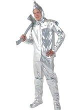 Anime Costumes AF-S2-530921 Silver The Wizard of Oz Tin Man Halloween Costume