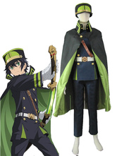 Anime Costumes AF-S2-534287 Seraph of the End The Moon Demon Company Yuichiro Hyakuya Uniform Anime Cosplay Costume