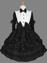 Robe lolita 100% coton style occidental  Déguisements Halloween
