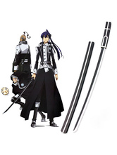 Anime Costumes AF-S2-535935 D.Gray Man Kanda Yuu Cool Cosplay Props