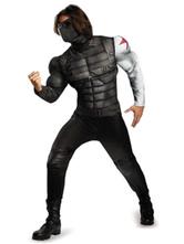 Karneval The Winter Soldier Kostüm für Karneval Faschingskostüme