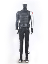 Anime Costumes AF-S2-538651 Captain America The Winter Soldier Cosplay Costume