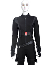 Anime Costumes AF-S2-538649 Captain America Black Widow Cosplay Costume