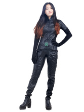 Anime Costumes AF-S2-538663 X-Men Rogue Cosplay Costume