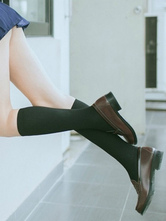 Anime Costumes AF-S2-538619 Tea Length Soft Students Cosplay Socks for Girls