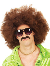 Anime Costumes AF-S2-542969 Halloween Afro Costume Wigs