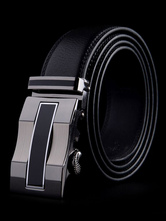Milanoo / Good Quality Men's Fashion Leather Belt