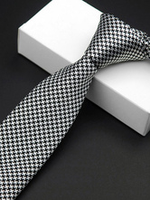 Classic High-end Polyester Dress Tie For Men