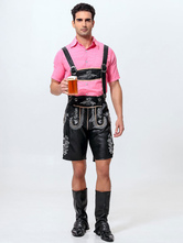 Anime Costumes AF-S2-562955 Halloween Pink Oktoberfest Beer Men Costume