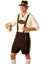 Anime Costumes AF-S2-562985 Halloween Multi Color Oktoberfest Beer Men Costume