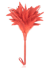 Anime Costumes AF-S2-566939 Halloween Red Feather Sexy Sex Toy