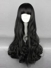 Anime Costumes AF-S2-568697 Black Rwby Blake Belladonna Cosplay Wig
