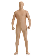 Anime Costumes AF-S2-568593 Halloween White Lycra Spandex Zentai Suit for Men Morphsuits