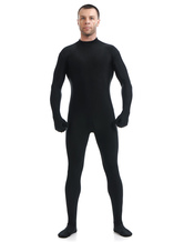 Anime Costumes AF-S2-568623 Halloween Orange Lycra Spandex Zentai Suit for Men Morphsuits