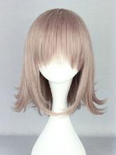 Taupe Nanami ChiaKi Anime Wig  Halloween