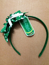 Anime Costumes AF-S2-569753 Halloween Cute Green PVC Cosplay Hairband