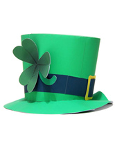 Anime Costumes AF-S2-569717 Halloween Geeen Hat for St.Patrick's Day