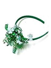 Anime Costumes AF-S2-569749 Halloween Green PVC Hairband for St.Patrick's Day