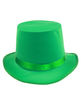Anime Costumes AF-S2-569755 Halloween Green Cosplay Cap for St.Patrick's Day