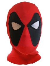 Anime Costumes AF-S2-570569 Halloween Deadpool Hood Marvel Lycra Spandex Super Man Costume Cosplay