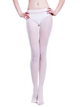 Anime Costumes AF-S2-572391 White Ballerina Velvet Ballet Stockings for Women