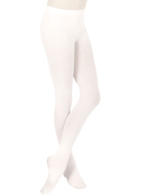 Anime Costumes AF-S2-572395 White Bellerina Lycra Spandex Ballet Stockings for Women