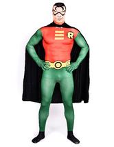 Anime Costumes AF-S2-573937 Halloween Multicolor Trendy Superhero Lycra Spandex Zentai