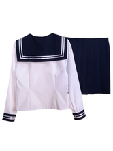 Anime Costumes AF-S2-578477 Multicolor Chic School Cloth Uniform Costume