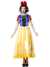 Anime Costumes AF-S2-577163 Halloween Multicolor Chic Polyester Princess Costume for Women