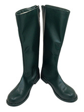 Anime Costumes AF-S2-579291 Atrovirens Oliver Queen PU Cosplay Shoes
