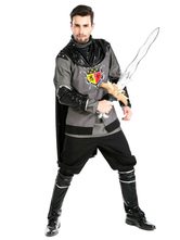 Anime Costumes AF-S2-579805 Halloween Roman Knight Polyester Costume Game of Thrones Costume Cosplay