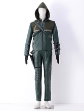Anime Costumes AF-S2-579831 Arrow Green Arrow Cosplay Costume