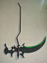 Anime Costumes AF-S2-581529 Black Seraph of The End PVC Cosplay Weapon