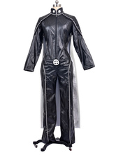 Anime Costumes AF-S2-581495 Black X-Men PU Jumpsuit Cosplay Costume