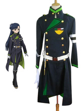 Anime Costumes AF-S2-581523 Multicolor Seraph Of The End Uniform Cloth Cosplay Costume