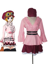 Anime Costumes AF-S2-581929 One Piece Koala Cosplay Costume