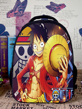 Anime Costumes AF-S2-581943 One Piece Anime Backpack