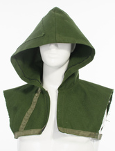 Anime Costumes AF-S2-583079 Green Arrow Lantern Canvas Cosplay Costume