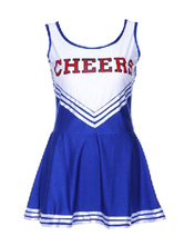 Anime Costumes AF-S2-582967 Halloween Multicolor Trendy Polyester Cheerleader Costume