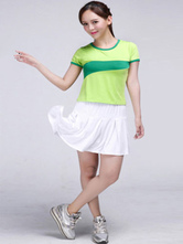 Anime Costumes AF-S2-582979 Halloween Multicolor Football Baby Cheerleader Polyester Costume
