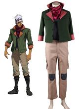 Anime Costumes AF-S2-584595 Multicolor Gundam Costume Uniform Cloth Chic Cosplay Costume