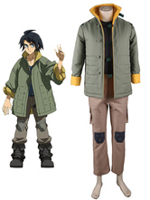 Anime Costumes AF-S2-584597 Multicolor Gundam Costume Uniform Cloth Cosplay Costume
