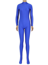 Anime Costumes AF-S2-585311 Halloween Blue Zentai Shaping Spandex Jumpsuit for Women