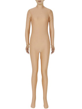 AF-S2-585293 Halloween Fawn Nude Zentai Slim Fit Spandex Jumpsuit for Women