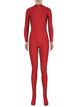 Anime Costumes AF-S2-585265 Halloween Red Zentai Sexy Spandex Jumpsuit for Women