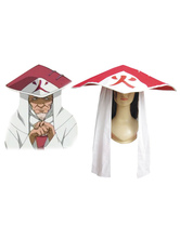 Anime Costumes AF-S2-586827 Uzumaki Naruto Hat Cotton Cosplay Accessories