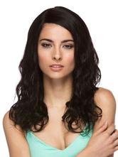 Anime Costumes AF-S2-589809 Black Wig Curly Long Fiber Wig for Women