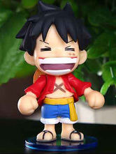 Anime Costumes AF-S2-593995 One Piece Luffy PVC Figure